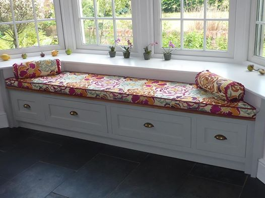 Kitchen Window Seat