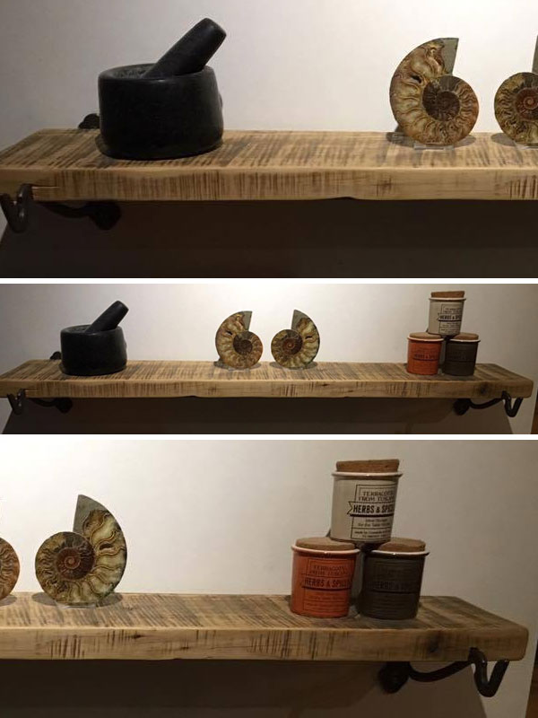 Reclaimed Scaffold Shelves Dove Furniture Amp Kitchens York