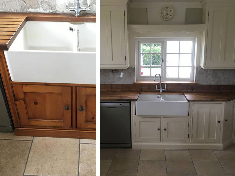 Reclaimed Kitchens